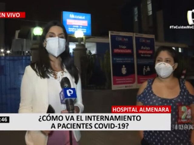 Minsa: Más de 2 mil personas contagiadas y 60 fallecidos en las últimas 24 horas