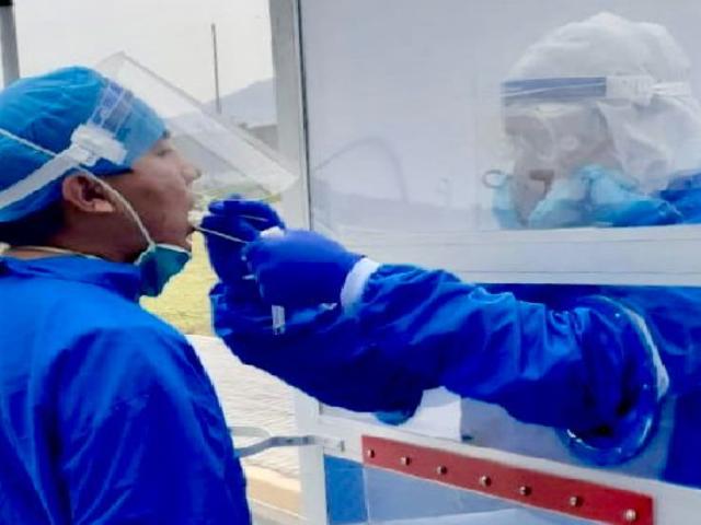 La Libertad: EsSalud implementa uso de pruebas antigénicas para detectar la Covid-19