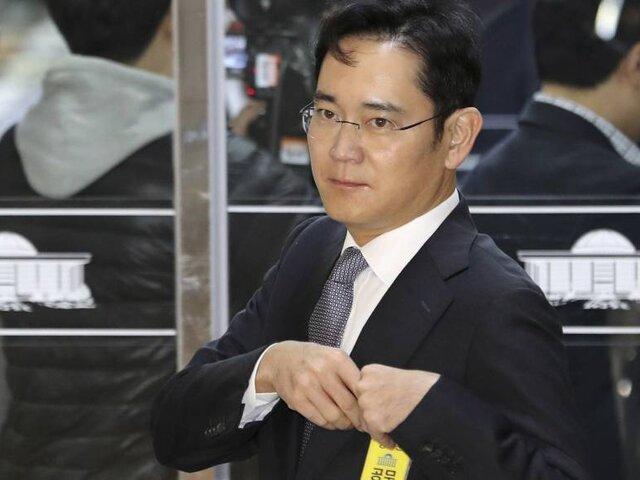 Corea del Sur: heredero de Samsung en condenado por corrupción