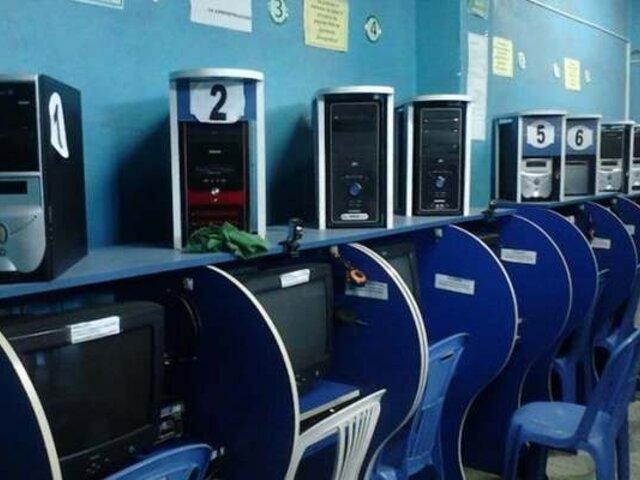 VES: ladrones roban cabina de internet y se llevan equipos valorizados en más de S/ 30 mil