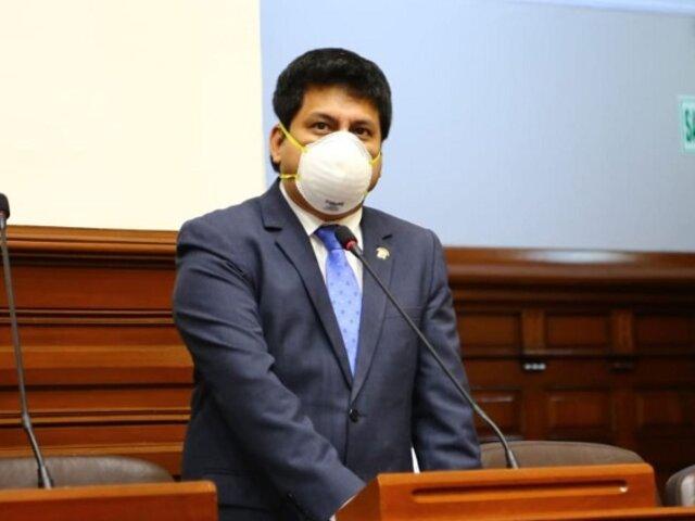 """Comisión Covid-19 del Congreso: """"Vamos a poder hablar de vacunación en febrero"""""""