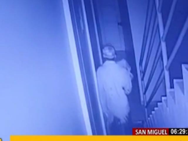 San Miguel: vecinos de condominio donde viven policías piden acción ante constantes robos