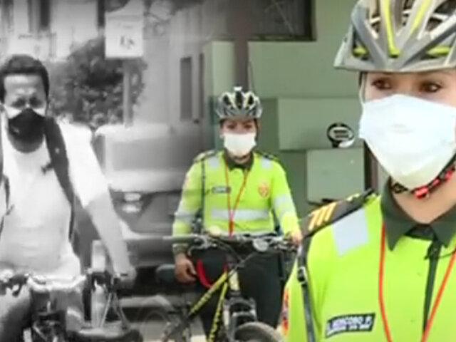 Desde junio ciclistas infractores serán multados