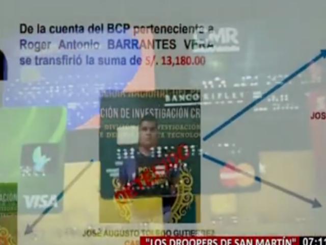SMP: cae banda 'Los droopers' dedicada al fraude informático