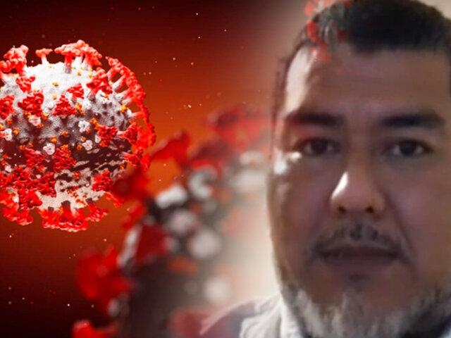 """Dr. Antonio Quispe: """"nueva ola de COVID-19 dejaría un millón de muertes en el Perú"""""""