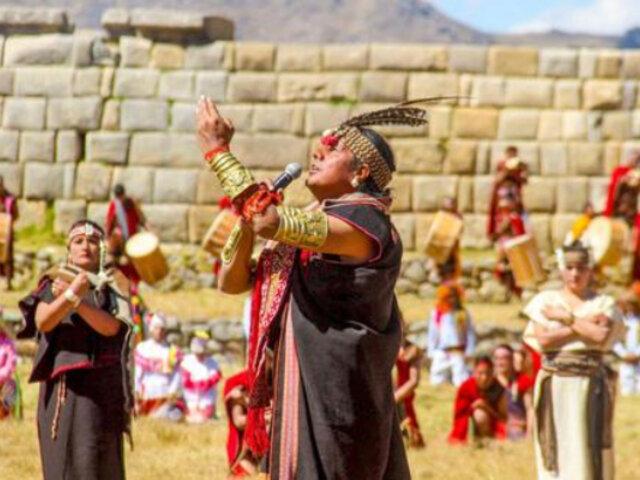 Inti Raymi: Tradicional ceremonia inca se realizará de manera presencial este año