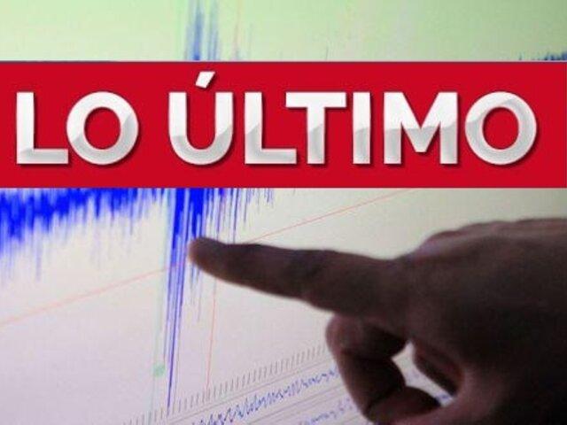 Sismo en Lima: movimiento de magnitud 3.7 se registró esta mañana en Callao
