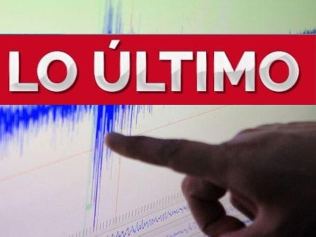 Sismo de magnitud 3.6 se registró hace instantes en Tacna