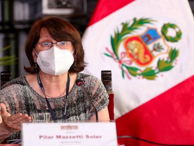 Renovarán contrato de 14 mil personas CAS Covid, informó la ministra Pilar Mazzetti