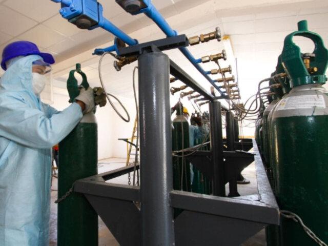 Oxígeno medicinal: Promulgan ley que garantiza su uso en hospitales y clínicas a nivel nacional