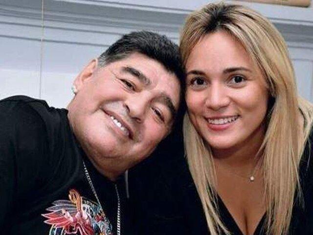 Rocío Oliva en la mira: ex de Maradona usó tarjetas de Diego hasta después de su muerte