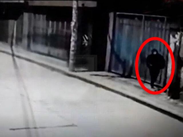 Huancayo: detonan explosivo en vivienda donde vivió funcionario del gobierno regional