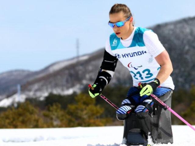 Oksana Masters, atleta paralímpica: un ejemplo ante la adversidad