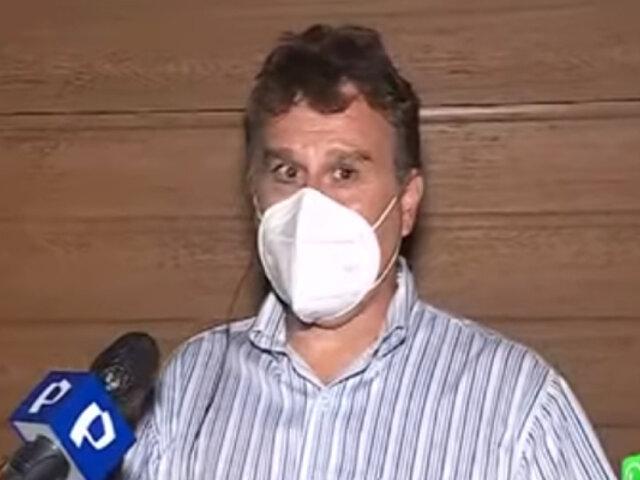 Asesor de Hernando de Soto fue asaltado en la puerta de su vivienda en Miraflores