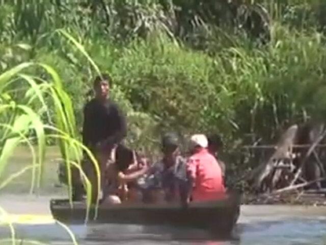 Tránsito de frontera entre Perú y Brasil no tiene control