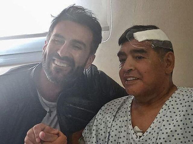 Maradona: comprueban que médico falsificó firma del crack para conseguir su historia clínica