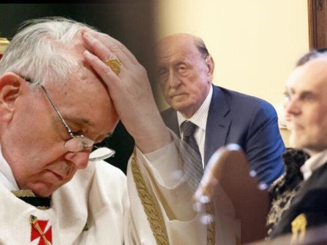 Condenaron al ex presidente del Banco del Vaticano a 9 años de prisión