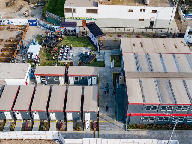 [FOTOS] Municipalidad de Lima inauguró la 'Casa de Todos' en Palomino