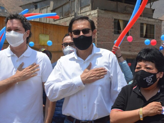 Martín Vizcarra: JNE ratifica rechazo de dos tachas en su contra