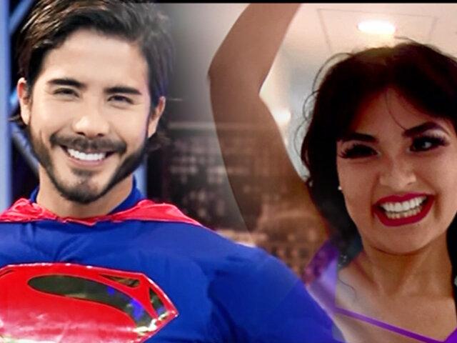 Conozca al Superman de la sonrisa