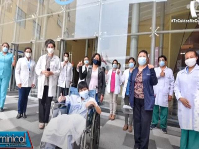 Salvan a menor de 14 años: exitoso trasplante renal en tiempos de pandemia