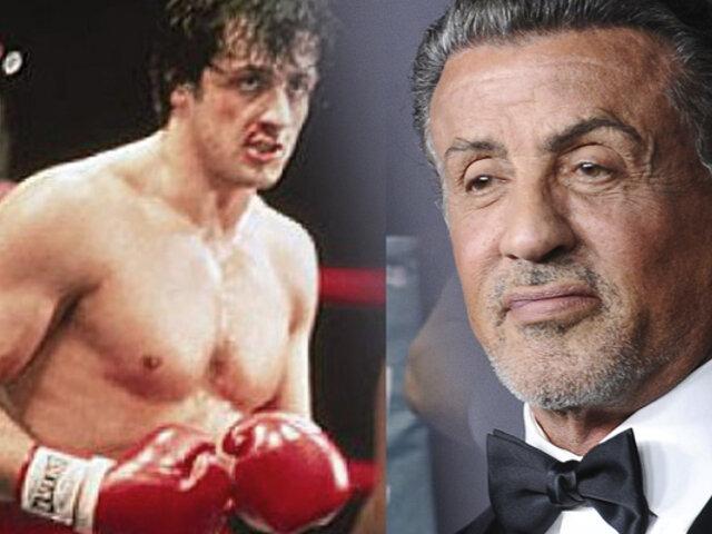 Rocky Balboa ingresa al Salón de la Fama del boxeo