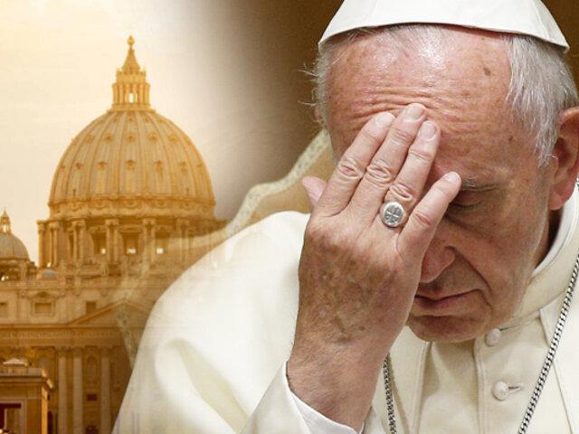 Papa Francisco vuelve a cancelar compromisos por un dolor de ciática