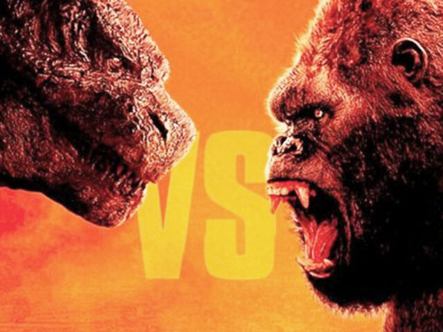 """""""Godzilla vs. Kong"""": Lanzan primer tráiler del brutal duelo de monstruos gigantes"""