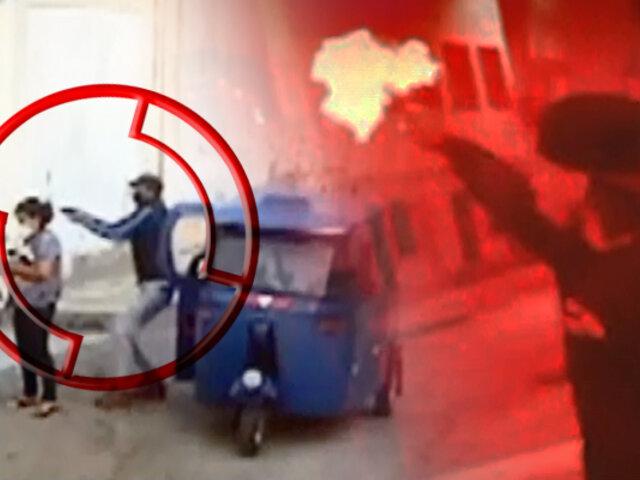 Delincuentes extranjeros atemorizan a vecinos en diferentes distritos de Lima