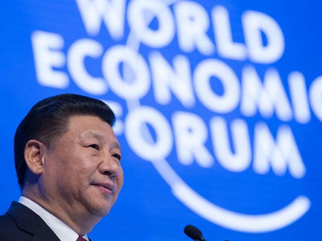 Presidente chino advierte nueva 'guerra fría' en el orden mundial
