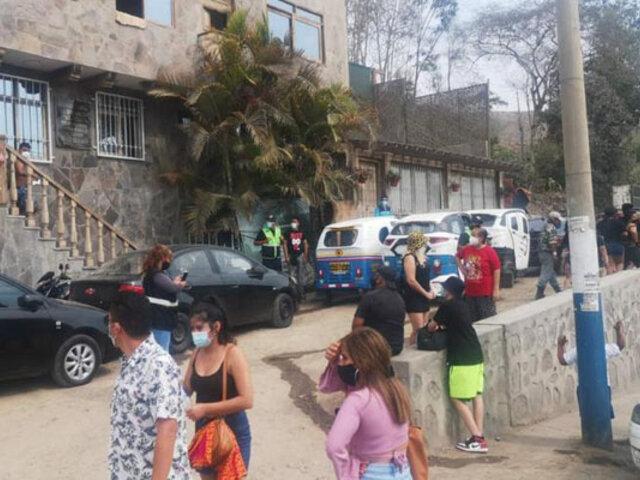 Sin temor al Covid-19: más de 100 personas fueron intervenidas en un sauna de Independencia