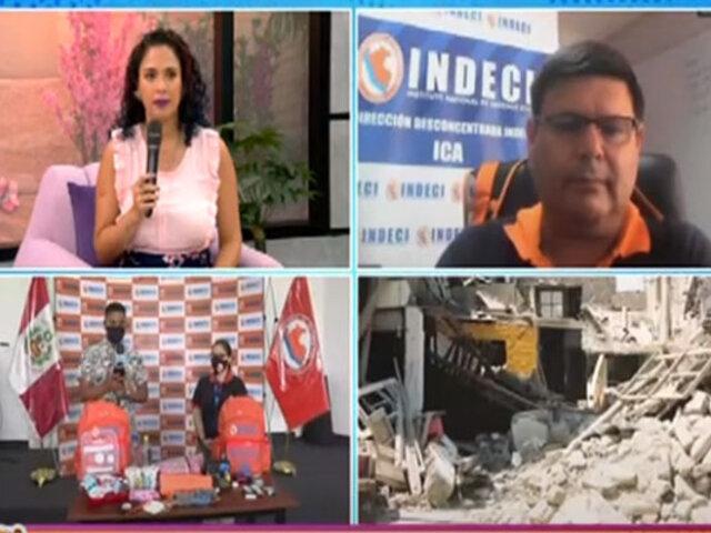 D´ Mañana: conoce las medidas que toda familia debe adoptar ante un sismo