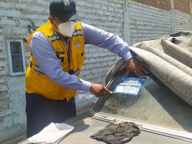 San Luis: dejan ensangrentados a fiscalizadores que remolcaban vehículo