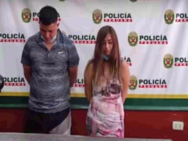 Detienen a expareja de Josimar por estar involucrada en microcomercialización de drogas