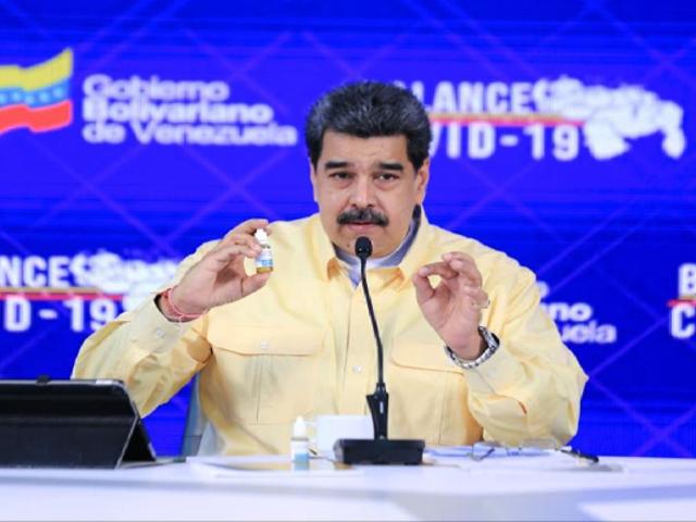 Venezuela: Nicolás Maduro asegura por segunda vez tener la cura para el coronavirus