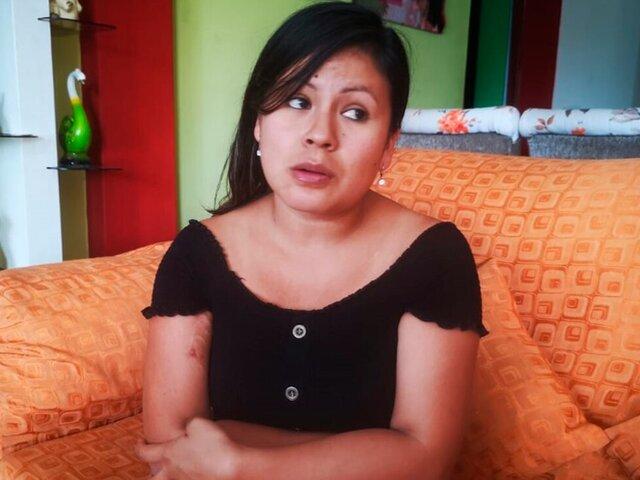 Hija de Ezequiel Nolasco pide captura de exdirigentes Mondragón y López