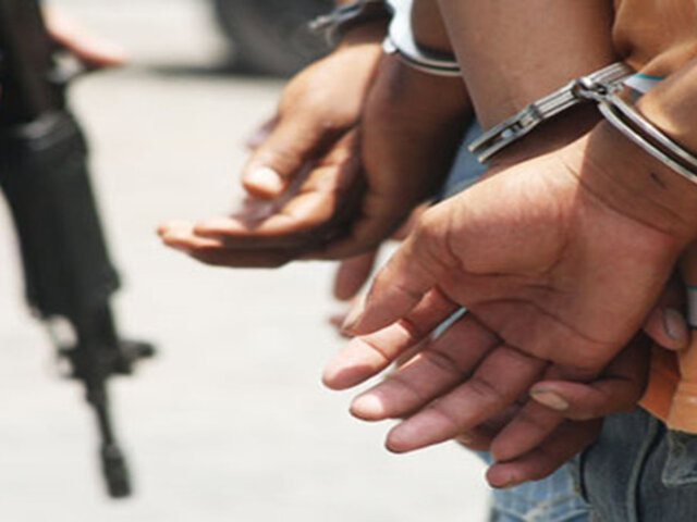 Agentes PNP frustraron robo a ferretería San Martín de Porres