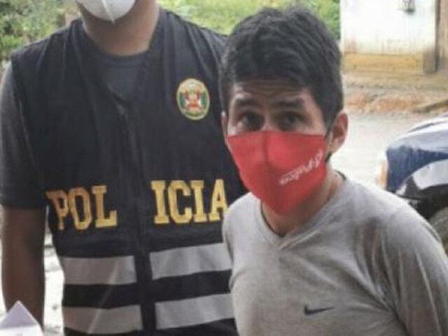 """Junín: capturan a  """"Julio Chapo"""", investigado por vínculos con Sendero Luminoso"""