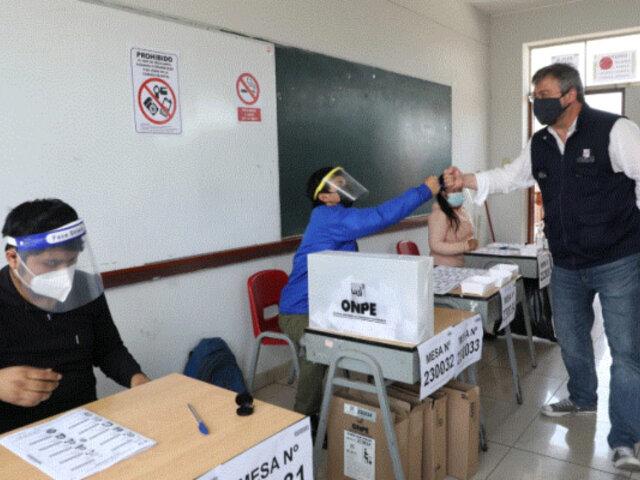Elecciones 2021: comicios del próximo 11 de abril se harán en 12,846 locales de votación