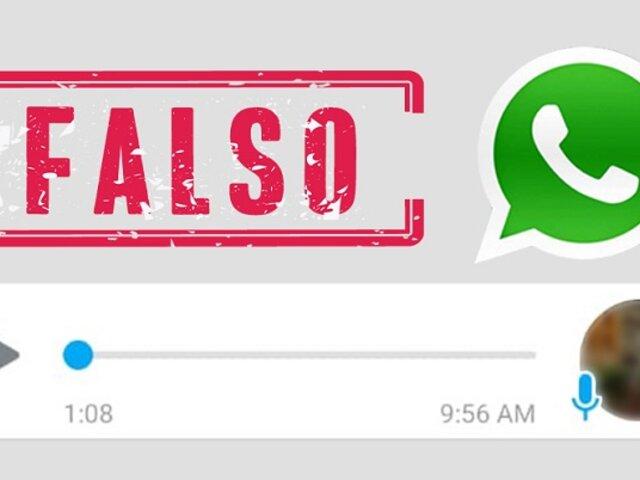 PCM pide no difundir cadenas falsas sobre cuarentena a través de WhatsApp