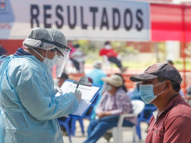 Coronavirus en Perú: Minsa reporta 1 107 239 contagiados y 40 107 fallecidos por Covid-19