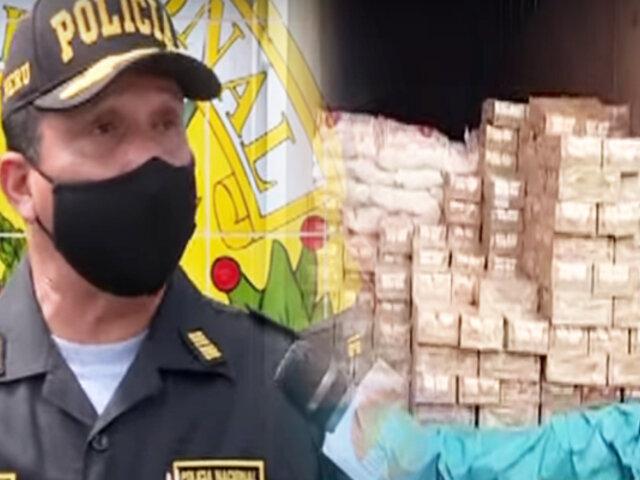 Capturan banda que robaba camiones cargados de mercadería
