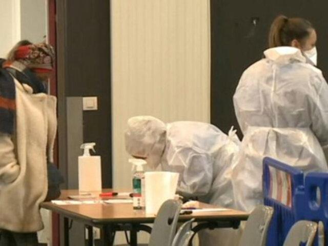 OMS: Variante británica del coronavirus está presente en 70 países y la sudafricana a 31