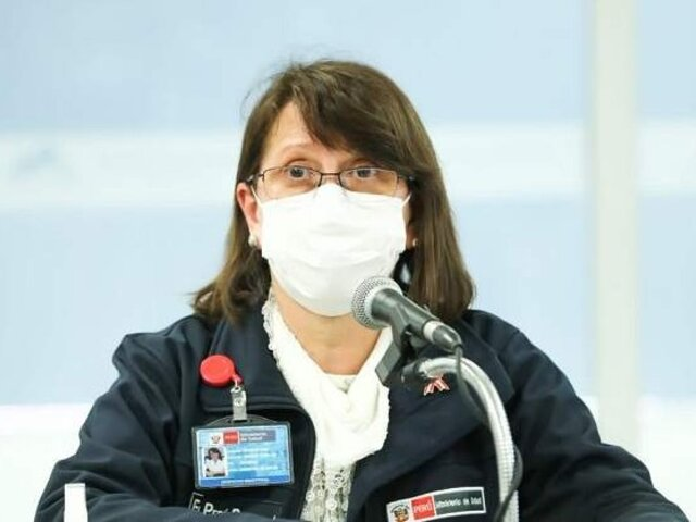 Minsa: Segunda ola presenta un comportamiento más agresivo del nuevo coronavirus