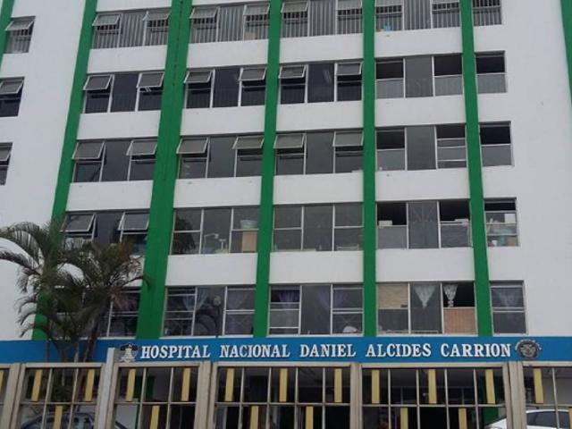 Hospital Alcides Carrión estaría colapsado y no recibiría más pacientes con coronavirus