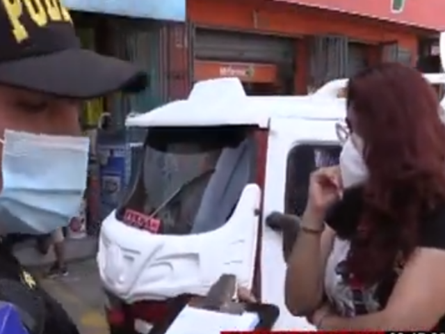 Policía detendrá a personas que no usen mascarilla