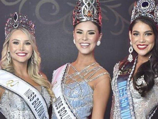 Denuncian requisitos de 'Miss Bolivia' como discriminatorios
