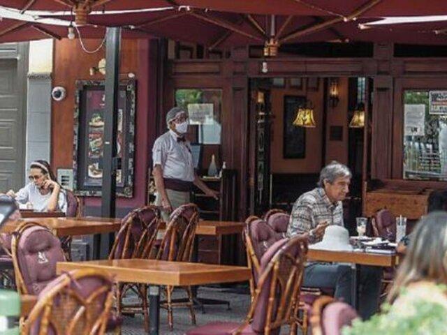 Restaurantes solo podrán despachar delivery hasta las 11 PM