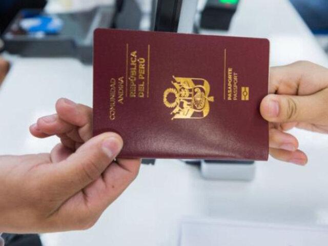 ¿Necesitas con urgencia un pasaporte? Entérate aquí cómo tramitarlo