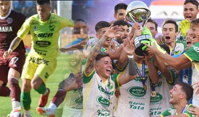 Defensa Y Justicia Gole U00f3 A Lan U00fas Y Se Queda Con La Copa